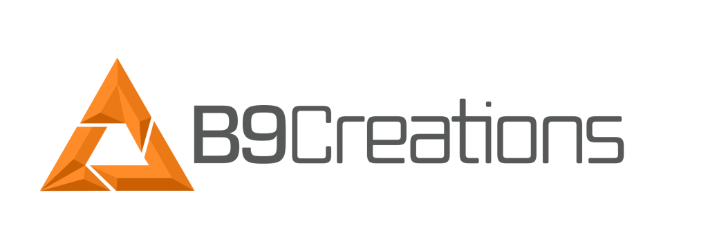 logo b9 creations