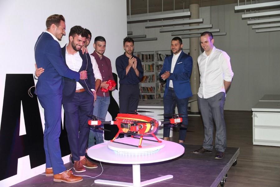 fabricación-dron-3d-salvamento-maritimo