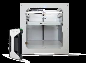 home section Impresoras y scaneres 3D
