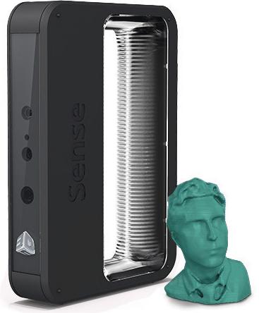 Escaner 3D Einscan SE