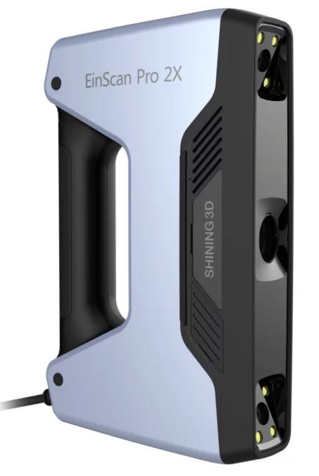 Escáner 3D Einscan Pro 2X