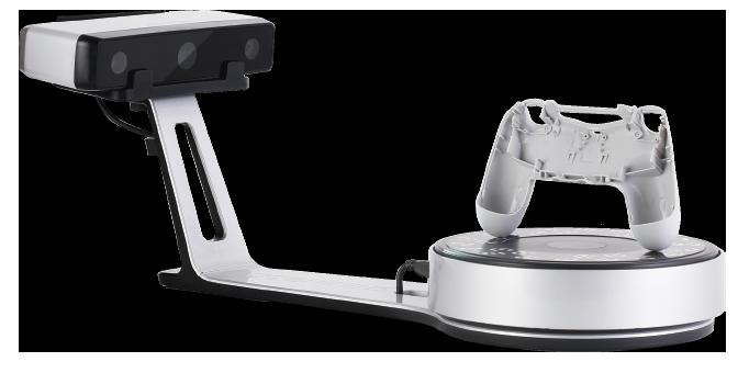 Escaner 3D Einscan SP