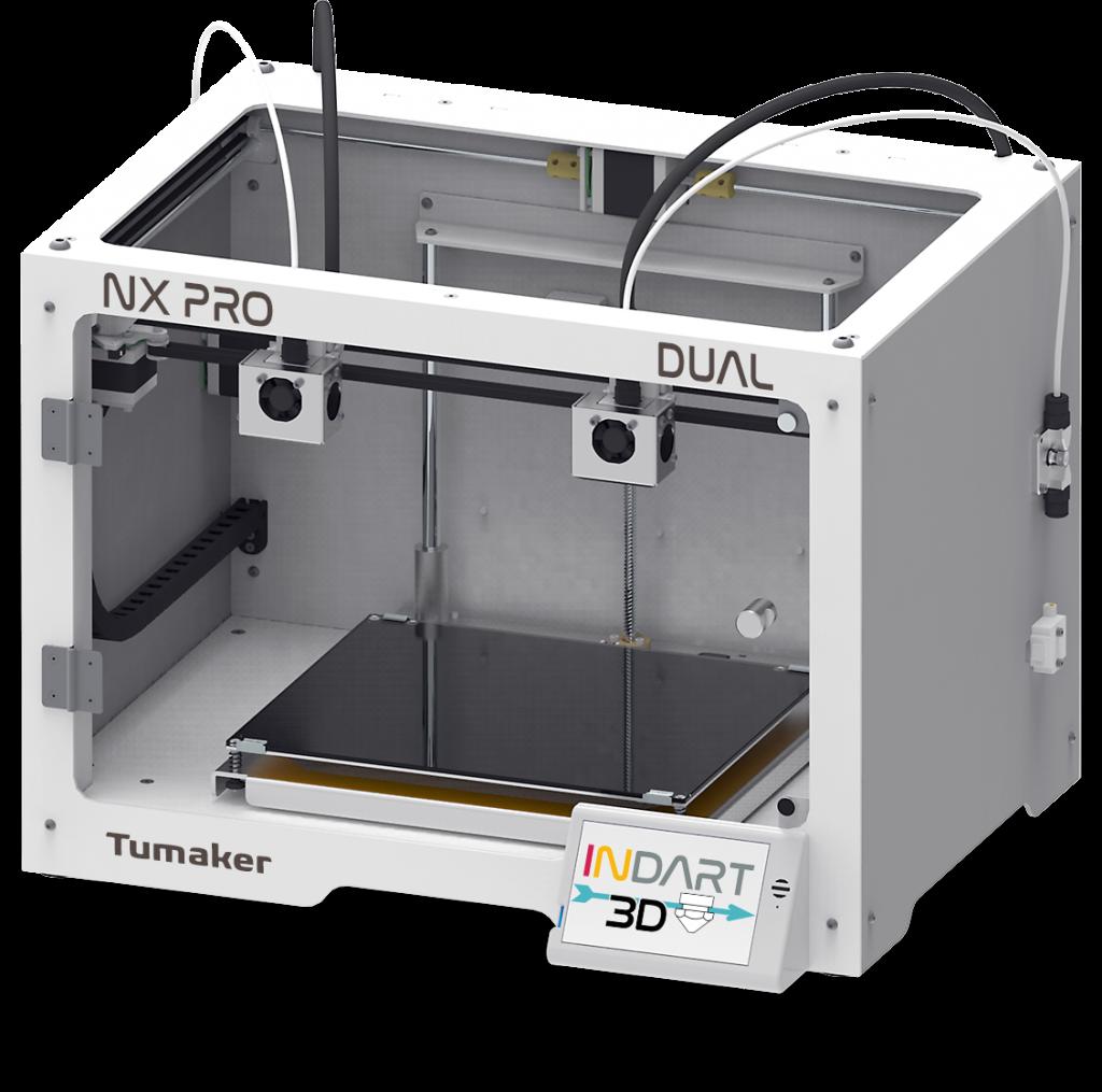 Impresora 3D Tumaker NX Pro Dual