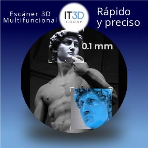 Escáner3D Multifuncional