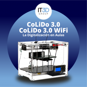 CoLiDo La Digitalización en Aulas