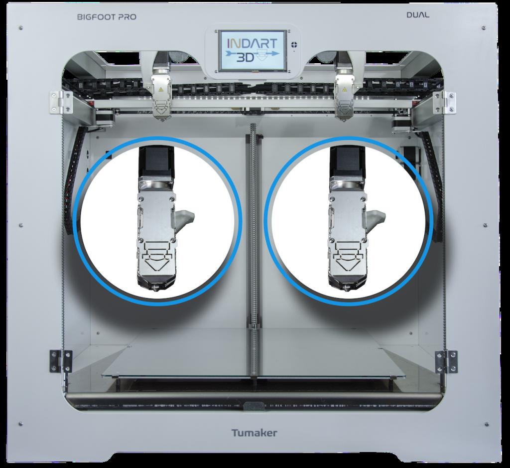 cabezal-Impresora-3d-Tumaker-Dual-pellet-pellet