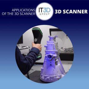 3D scanner applications