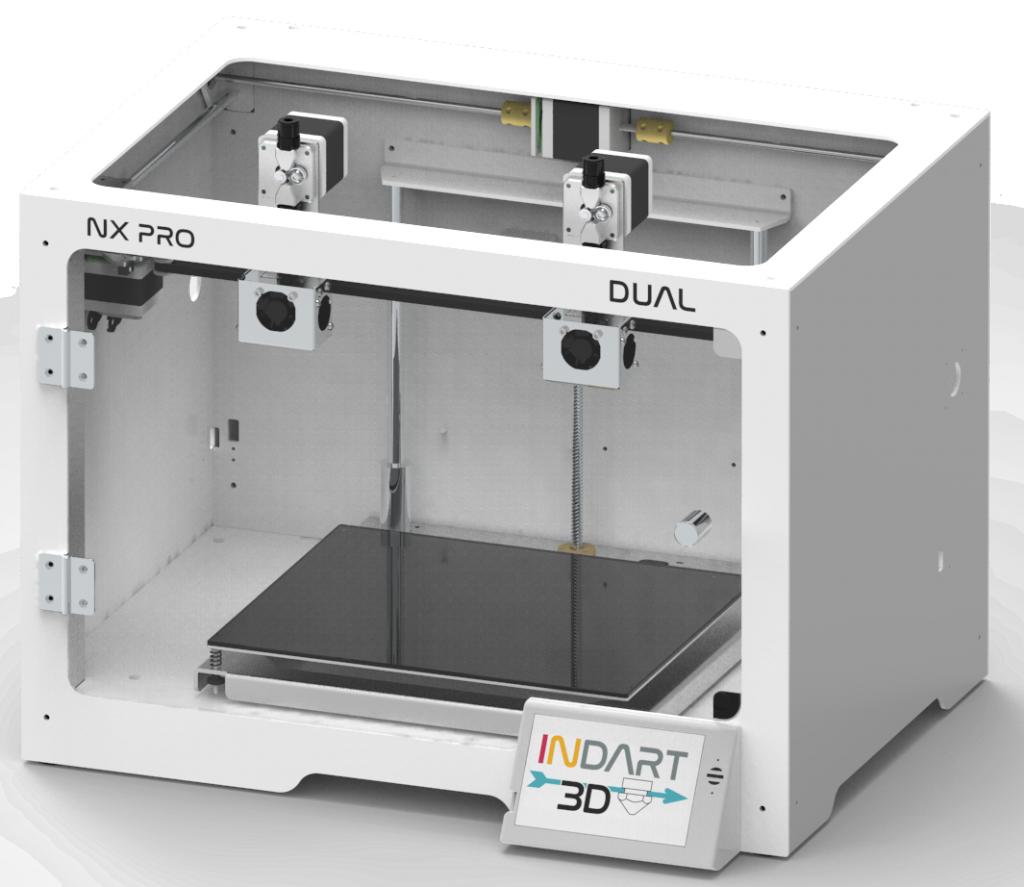 Impresora-3d-Tumaker-NX-Pro-dual-direct-drive-direct-drive